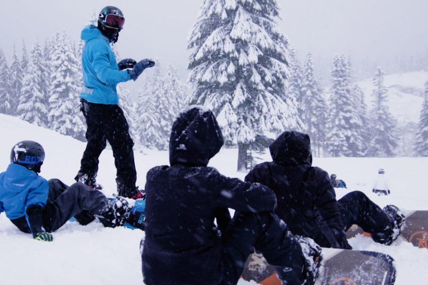 Ski & Snowboard Lessons at Sasquatch Mountain Resort