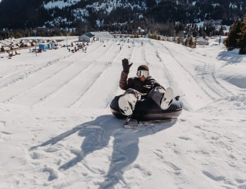 Tube Park Opens Dec. 25th!