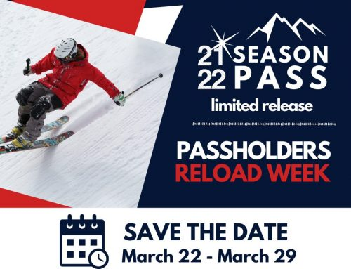 2021/2022 Season Pass Limited Release