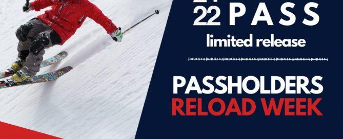 New Season Pass 21 22 - Passholder save the date