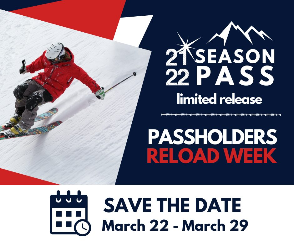 New Season Pass 21 22 - Passholder save the date