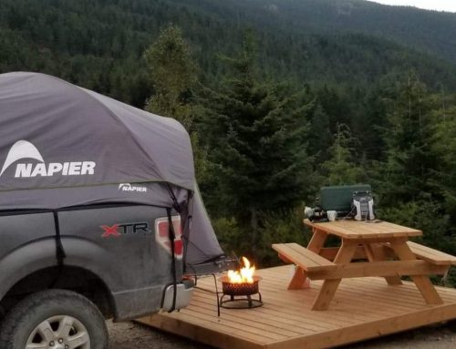 Campground Closed – Summer 2021
