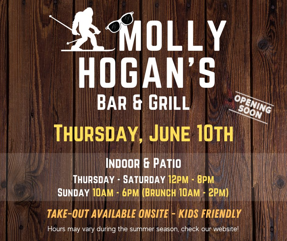 Molly's Bar & Grill reopening Summer 2021