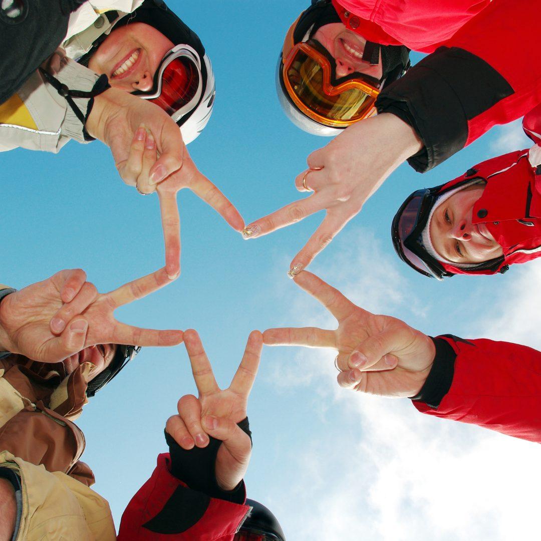 Team Building at Sasquatch Mountain Resort